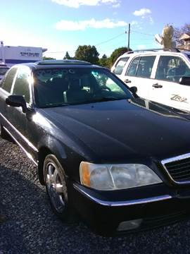 2002 Acura RL for sale in Laurys Station, PA