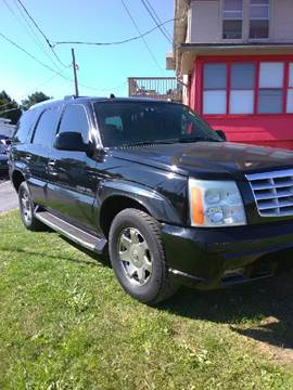 2004 Cadillac Escalade for sale in Laurys Station, PA