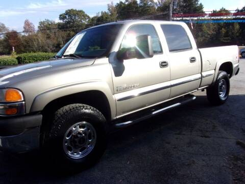 2002 GMC Sierra 2500HD for sale in Carrollton, GA