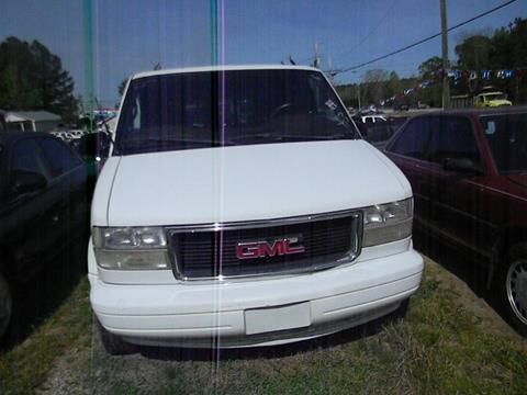1998 GMC Safari for sale in Carrollton, GA