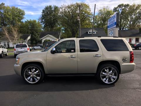 2007 Chevrolet Tahoe for sale in Bowling Green, KY