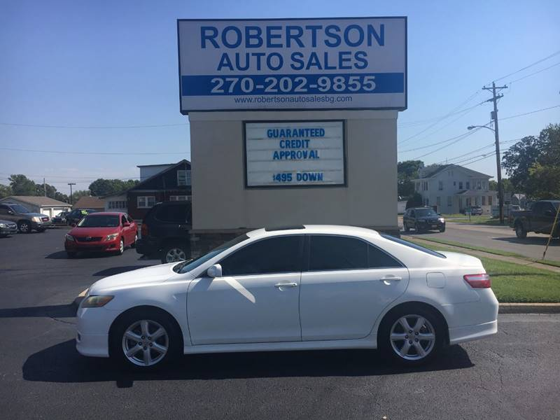 2007 Toyota Camry For Sale At ROBERTSON AUTO SALES In Bowling Green KY
