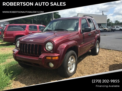 2002 Jeep Liberty for sale in Bowling Green, KY