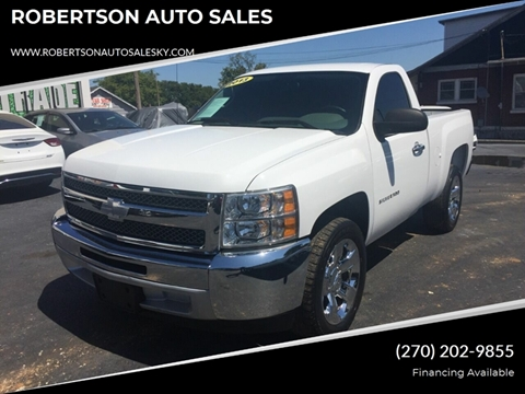 2013 Chevrolet Silverado 1500 for sale in Bowling Green, KY