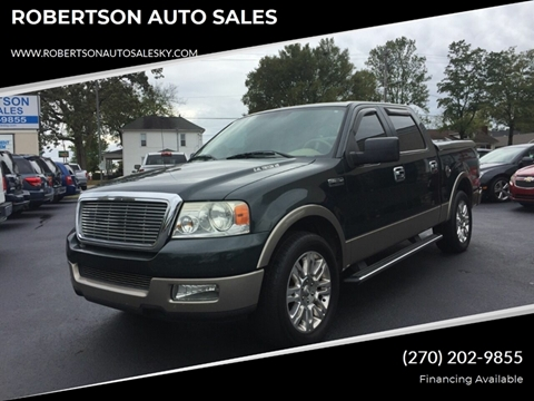 2005 Ford F-150 for sale in Bowling Green, KY