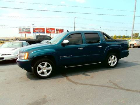 2007 Chevrolet Avalanche for sale in Muncie, IN