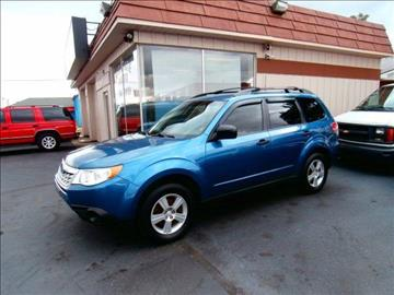 2012 Subaru Forester for sale in Muncie, IN