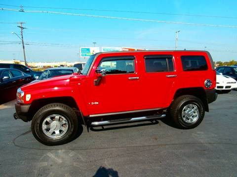 2006 HUMMER H3 for sale in Muncie, IN