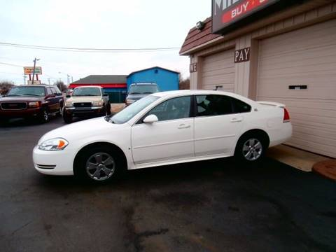 2009 Chevrolet Impala for sale in Muncie, IN