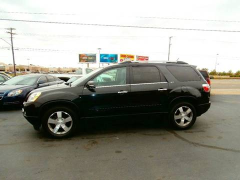 2011 GMC Acadia for sale in Muncie, IN