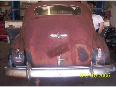 1941 Buick 40 Special for sale in Edmond, OK