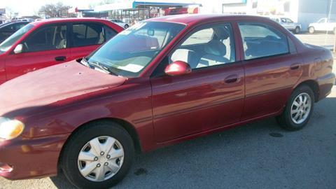2000 Kia Sephia for sale in Edmond OK