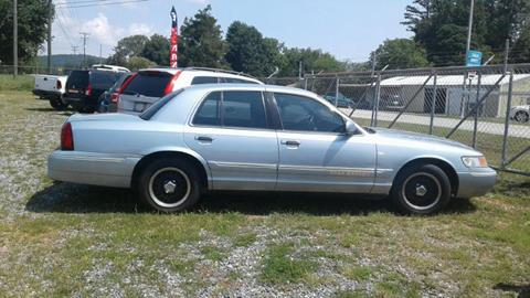 2002 Mercury Grand Marquis for sale in Cleveland GA