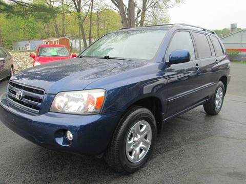 2005 Toyota Highlander for sale in Johnston, RI