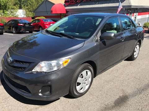 2011 Toyota Corolla for sale in Johnston, RI
