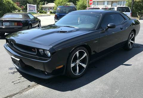 2014 Dodge Challenger for sale in Johnston, RI