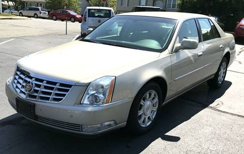 2008 Cadillac DTS for sale in Johnston, RI