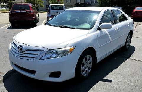 2011 Toyota Camry for sale in Johnston, RI