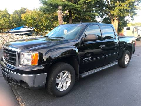 2011 GMC Sierra 1500 for sale in Johnston, RI