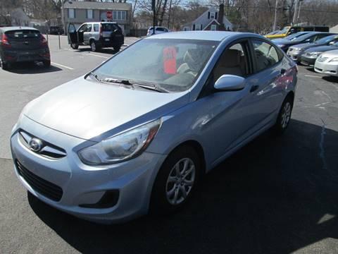 2012 Hyundai Accent for sale in Johnston, RI