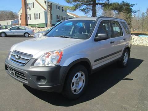 2005 Honda CR-V for sale in Johnston, RI