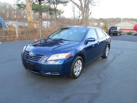 2007 Toyota Camry for sale in Johnston, RI