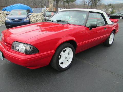 1993 Ford Mustang for sale in Johnston, RI