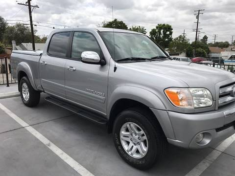 2006 Toyota Tundra for sale at Quality Car Sales in Whittier CA