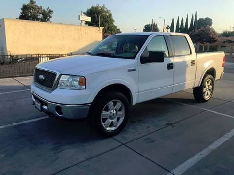 2008 Ford F-150 for sale at Quality Car Sales in Whittier CA