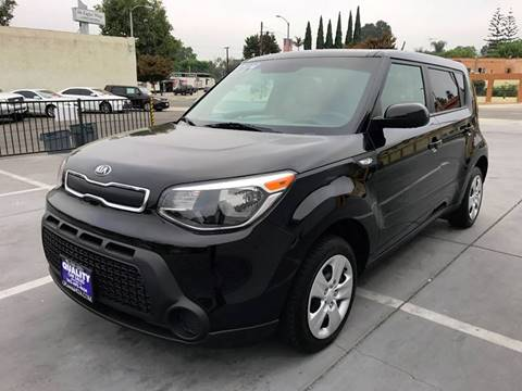 2014 Kia Soul for sale at Quality Car Sales in Whittier CA
