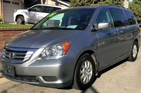 2008 Honda Odyssey for sale at Quality Car Sales in Whittier CA