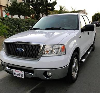 2006 Ford F-150 for sale at Quality Car Sales in Whittier CA