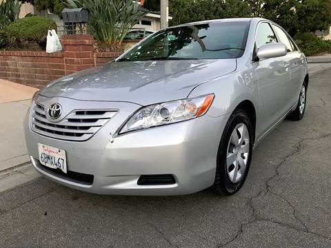 2008 Toyota Camry for sale at Quality Car Sales in Whittier CA