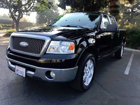 2007 Ford F-150 for sale at Quality Car Sales in Whittier CA