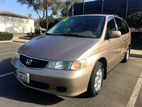 2004 Honda Odyssey for sale at Quality Car Sales in Whittier CA
