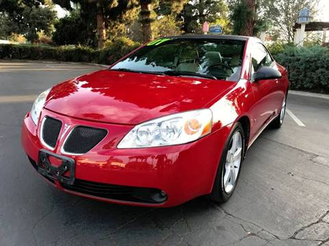 2007 Pontiac G6 for sale at Quality Car Sales in Whittier CA