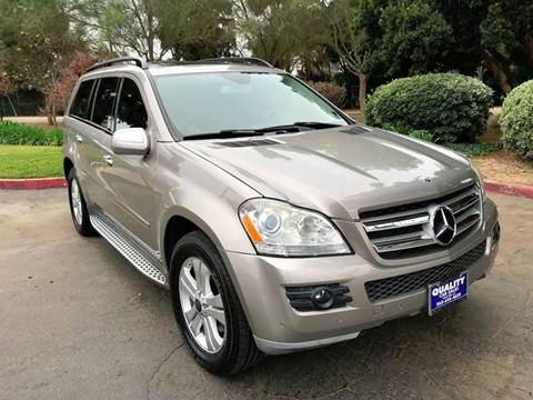 2009 Mercedes-Benz GL-Class for sale at Quality Car Sales in Whittier CA