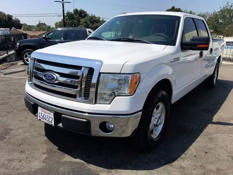 2010 Ford F-150 for sale at Quality Car Sales in Whittier CA