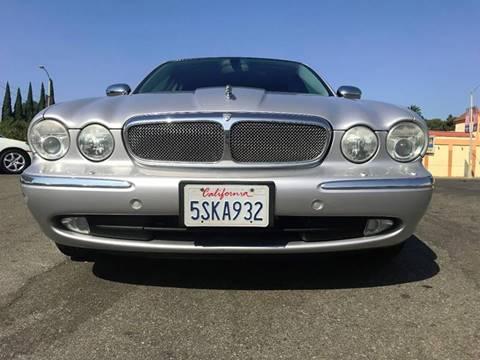 2005 Jaguar Xj Series Super V8 4dr Sedan In Whittier Ca Quality