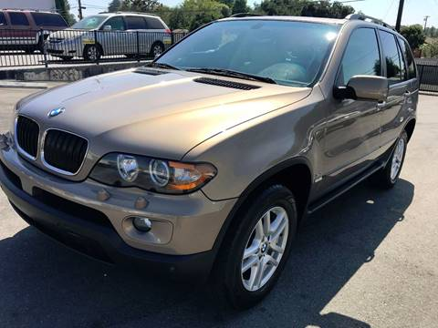 2005 BMW X5 for sale at Quality Car Sales in Whittier CA