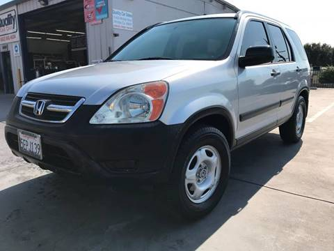 2003 Honda CR-V for sale in Whittier, CA