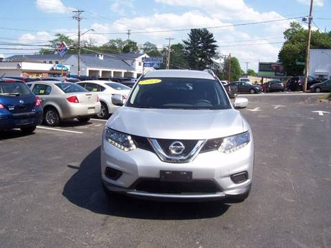 2014 Nissan Rogue for sale in Brockton, MA