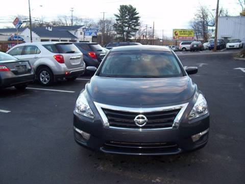 2013 Nissan Altima for sale in Brockton, MA