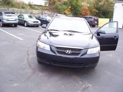 2006 Hyundai Sonata for sale in Brockton, MA