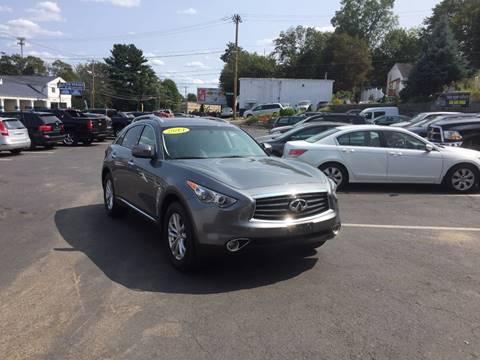 2014 Infiniti QX70 for sale in Brockton, MA