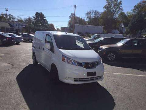 2014 Nissan NV200 for sale in Brockton, MA