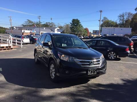 2012 Honda CR-V for sale in Brockton, MA