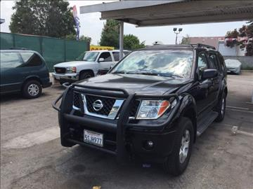2006 Nissan Pathfinder for sale in Ontario, CA