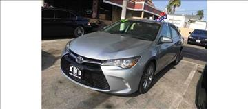 2015 Toyota Camry for sale in Ontario, CA