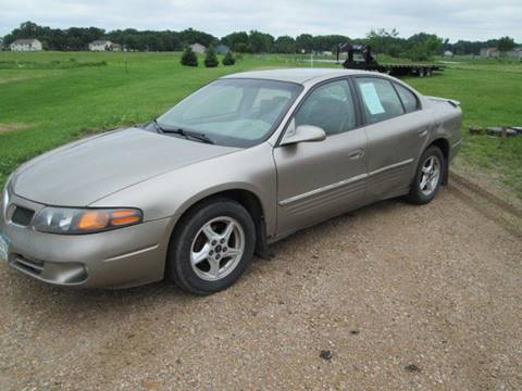 2002 Pontiac Bonneville for sale in Gaylord, MN